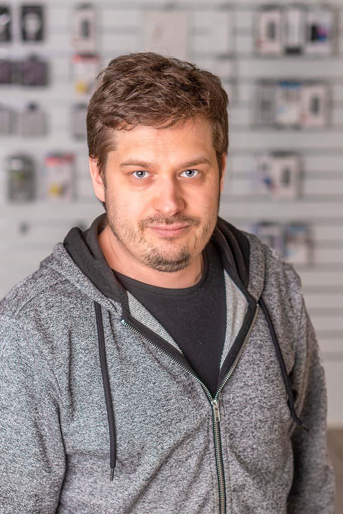 Stefan Nyholm